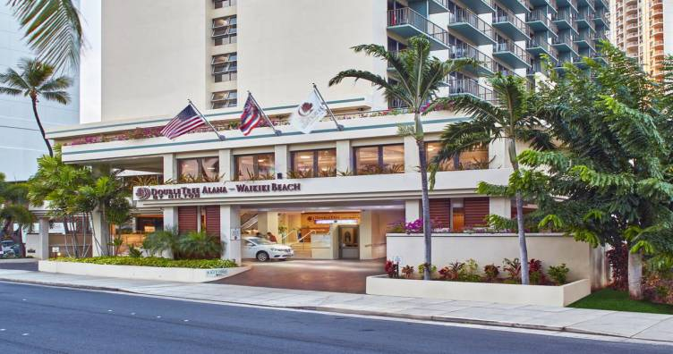 DoubleTree by Hilton Honolulu